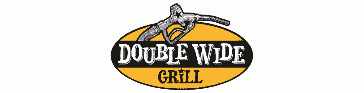 double wide grill banner