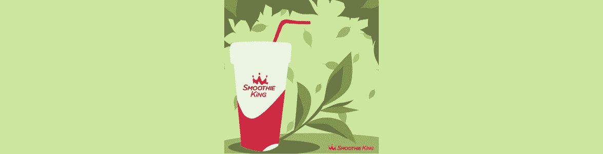 smoothie king banner