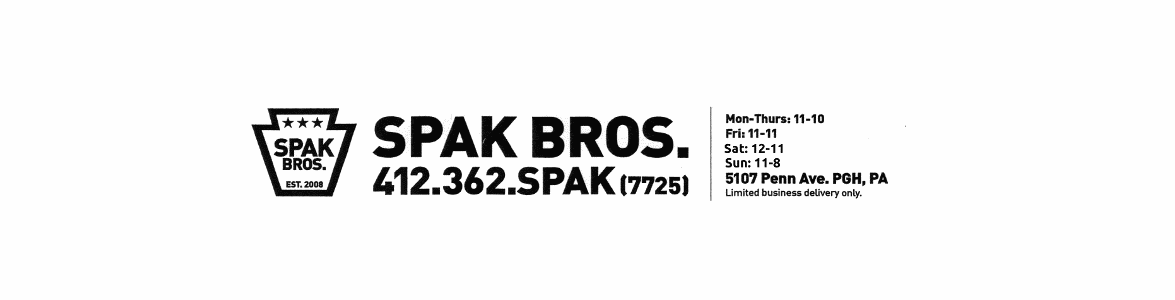 spak brothers banner
