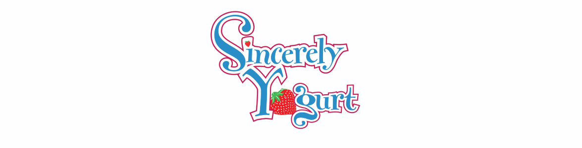 sincerely yogurt south side banner